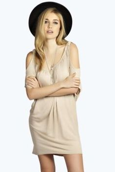 Faith Drape Open Shoulder Dress. Grab marvelous discounts up to 60% Off at Boohoo using Coupon & Promo Codes.