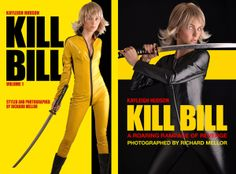 Kill Bill (remake) by Richard Mellor, via Behance