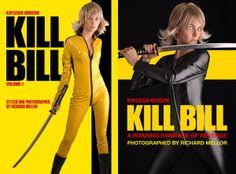 Kill Bill (remake) by Richard Mellor, via Behance
