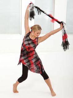 Elements in Motion - Style 0220 | Revolution Dancewear Contemporary/Lyrical Dance Recital Costume