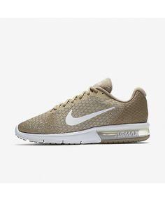 check out d5922 3aa0c Nike Air Max Sequent 2 Khaki String White White 852461-200 Nike Air Max  Trainers