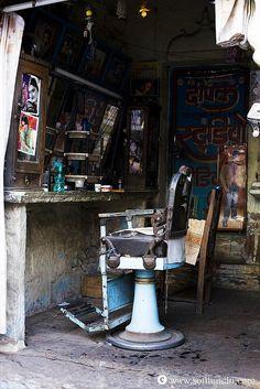 traditional hair dresser