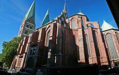 St. Mary´s church in Lübeck