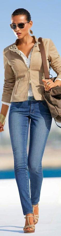 Madeleine Leather Jacket
