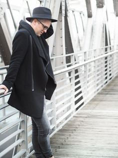 Click the image to shop the outfit | #shoptheblog ♡ manabouttown in a greyscale look
