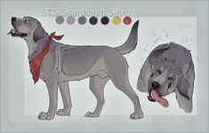 STS Dog- Sisco RETIRED by ShockTherapyStables on DeviantArt