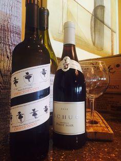 Coppola Director's Cut Chardonnay & Schug Pinot Noir