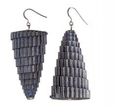 I gioielli di carta di Angela Simone: eleganza fatta a mano | Bigodino