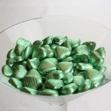 Foil Chocolate Hearts - Wedding Mall - Wedding Decorations, Table Centrepieces, Favours and Wedding Accessories,