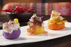 """Causa""...Mayta restaurant - Peruvian Cuisine in the heart of Hong Kong"