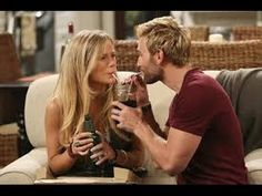 Brooklyn Decker and Rick Donald in Friends with Better Lives Flirting Tips For Guys, Flirting Memes, Funny Girl Quotes, Funny Memes, Brooklyn Decker Hair, Comedy House, French Movies, French Stuff, Songs