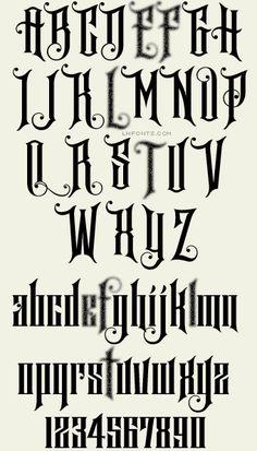 Letterhead Fonts / Safire / Decorative Fonts