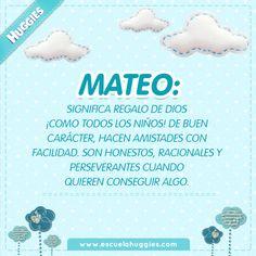 Mateo. Aires divinos.