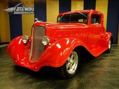 1933 Chrysler Coupe Hot Rod