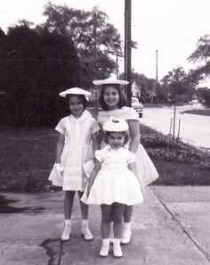 1960. Who needed Princess-stuff back then?   We had all we needed...and it was real!!