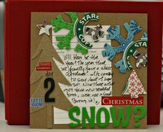 Interesting page Christmas Journal, Winter Solstice, Yule, Winter Holidays, Craft Gifts, Craft Ideas, Crafts, Daily Journal, Xmas