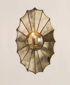 Check out the Parker light fixture from The Urban Electric Co.