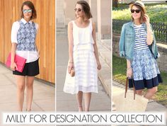 blogmixes: MILLY for DesigNation - Penny Pincher Fashion