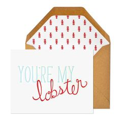 I know that you find crustaceans cute and loveable