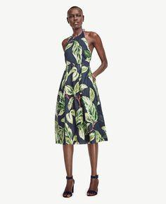 Amalfi Halter Dress