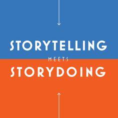 El Storytelling tiene que acompañar al Storydoing: trabajar con los emprendedores y contarlo, una parte fundamental de mi trabajo  http://www.anahernandezserena.com/storydoing-hay-otra-forma-de-hacer-las-cosas/  #emprendedores #emprender