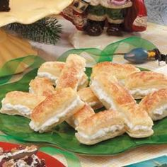 Puff Pastry Pillows - These are SO good. I've made them several times, and it never fails that I have to give someone the recipe.
