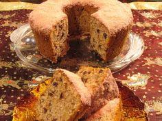 μικρή κουζίνα: Ζακυνθινή κουλούρα New Year's Cake, Greek Cooking, Banana Bread, Desserts, Food, Deserts, Dessert, Meals, Yemek