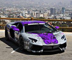 Lamborghini Gumball 3000