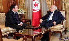 رئيس الوزراء الجزائري يلتقي وزير الخارجية التونسي: التقى رئيس الوزراء الجزائري عبد المالك سلال اليوم وزير الخارجية التونسي خميس الجهيناوي،…