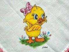 Resultado de imagem para pinterest pintura em tecido bebe