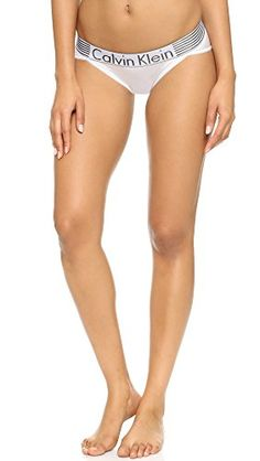 8fb37981b4 Calvin Klein Womens Iron Strength Bikini Panty White Small     Click on the  image for additional details. (This is an affiliate link)  HotNewReleases