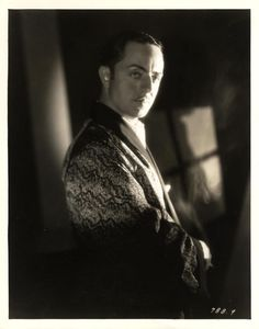 William Powell from The Thin Man!