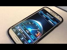 Speed test between the HTC one s and Samsung galaxy s 3
