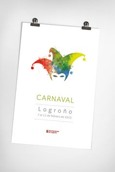 Carnaval, Logroño, Poster, Phics & Graphics