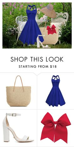 """""""2016 : picnic"""" by abelaz on Polyvore featuring mode, Target et Schutz"""