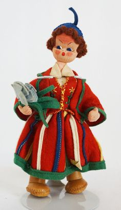 Sweet Maria Helena Doll from 1960s Portugal by UniqueWorldDolls