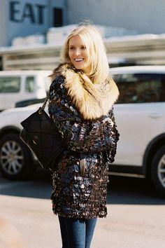 Vanessa Jackman: New York Fashion Week AW 2014....Kate