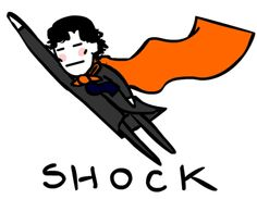 I think the Sherlock fandom could really use some blankets. // Shock blankets to the rescue!