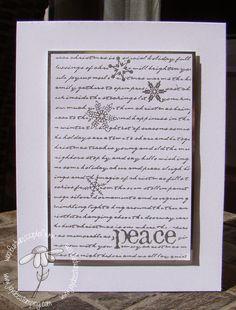 sketch concours de Noël sur Cartoscrap   MY CARDS/ MES CARTES ...