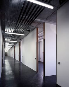 Image 11 of 35 from gallery of RCA Sackler Building / Haworth Tompkins. Photograph by Helene Binet Contemporary Architecture, Architecture Design, Helene Binet, Royal College Of Art, London Art, Dezeen, The Originals, Gallery, Building