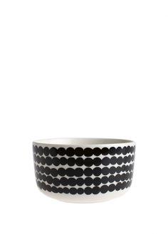 Siirtolapuutarha bowl by Marimekko