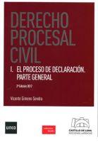 DERECHO PROCESAL CIVIL I. EL PROCESO DE DECLARACIÓN. PARTE GENERAL. Vicente Gimeno Sendra.  Localización: 347/GIM/der 1