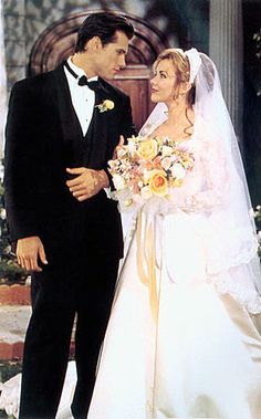 Days Austin and Carrie's wedding on Days of our Lives #dool