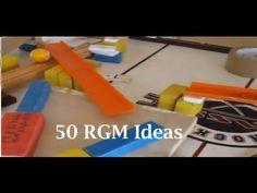 50 Rube Goldberg Machine Ideas
