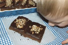 Copy Cat Little Debbie Brownies Grain free and Dairy free!