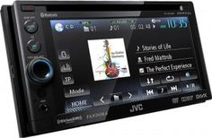JVC Mobile Entertainment Introduces Four New Multimedia Receivers