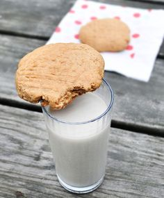 Single-Serving Peanut Butter Cookie! This is a really good recipe to know, in case you're ever craving a cookie but don't want to be stuck with a giant batch.