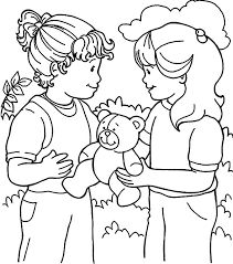 Lois Eunice and Timothy Coloring Page Timothy