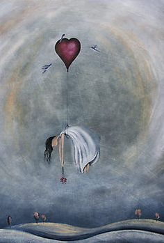 """""""Love Has Over Taken Me"""" by Amanda Cass"""
