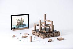 Koski, un sympathique jeu de construction en réalité augmentée